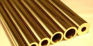 Особенности и виды латунных труб