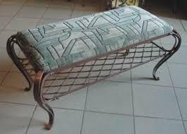 Кованая и мягкая мебель для прихожей