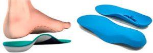 Особенности стелек для коррекции стопы