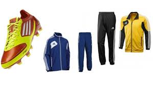 Футбольная экипировка , которая сделает ваши тренировки результативными!