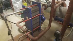 Меры безопасности при монтаже теплообменного оборудования