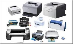 Офисная техника — принтер и МФУ